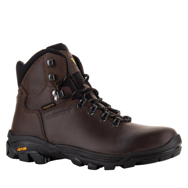 Pánska turistická obuv vysoká EVERETT-Caudino - Pánska obuv značky Everett.