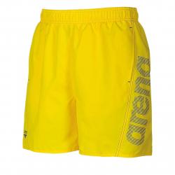 Pánske plavecké boxerky ARENA Fundamentals Arena logo boxer yellow