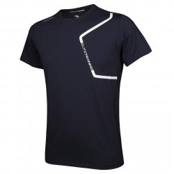 Pánske tréningové tričko s krátkym rukáv ANTA-SS Tee-Blue dark 1
