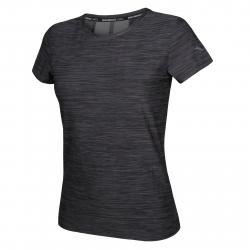 Dámske tréningové tričko s krátkym rukáv ANTA-SS Tee-Grey 2