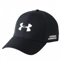 Pánska šiltovka UNDER ARMOUR-Mens Golf Headline 2.0 Cap-BLK