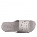 Pánska plážová obuv COQUI-Long Khaki Grey - Pánska plážová obuv značky Coqui.