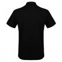 Pánske tréningové polo tričko s krátkym ANTA-SS Polo-Black - Pánske tričko s krátkym rukávom značky Anta.