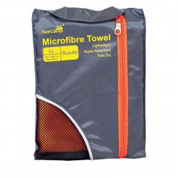 Uterák ACE CAMP Microfibre Towel Suede XL, 85x150 cm