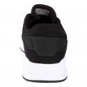 Pánska tréningová obuv ANTA-Amant black - Pánska obuv značky Anta v čiernom prevedení s výraznou bielou podrážkou.
