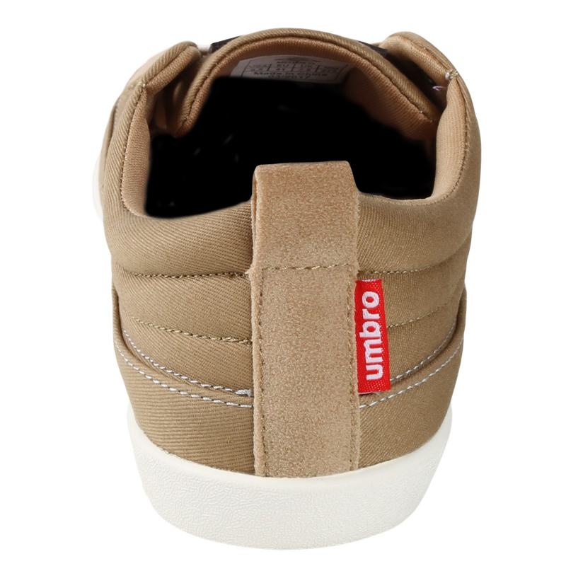 Pánska rekreačná obuv UMBRO-WALKER 8319-1, SAND - Pánska rekreačná obuv značky Umbro v ležérnom dizajne.