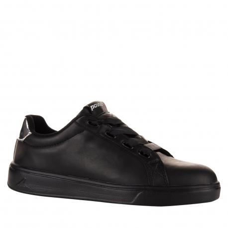 Dámska vychádzková obuv POWER-Middle black