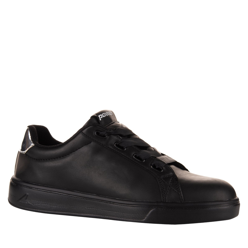 Dámska vychádzková obuv POWER-Middle black  b12db0ef4bf