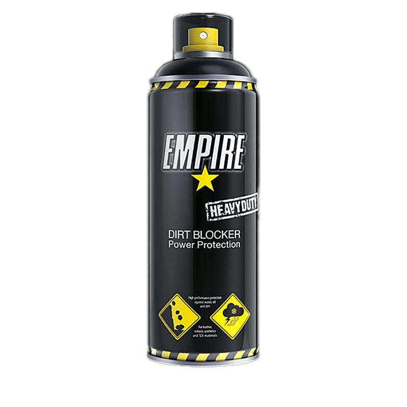 Ošetrovací prípravok na obuv EMPIRE-Heavy Duty 400ml - Ošetrovací prípravok značky Empire.
