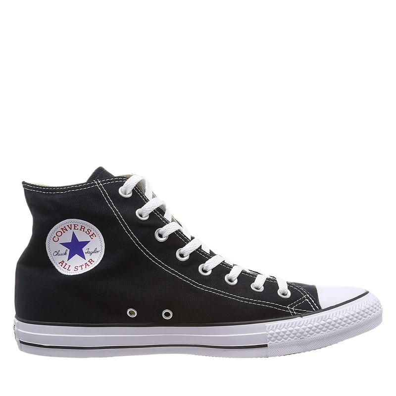 fcec864e52fa Rekreačná obuv CONVERSE-Chuck Taylor All StarBLACK - Ikonické tenisky  značky Converse vo vyššom strihu
