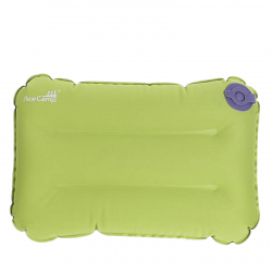 Cestovný vankúš ACE CAMP Air Pillow Square Green