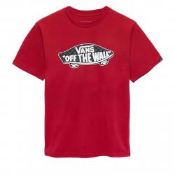 Tričko s krátkym rukávom VANS-BY OTW LOGO FILL BOY CARDINAL/CHA
