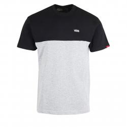 Tričko s krátkym rukávom VANS-MN COLORBLOCK TEE Black