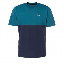 Tričko s krátkym rukávom VANS-MN COLORBLOCK TEE CORSAIR/DRES
