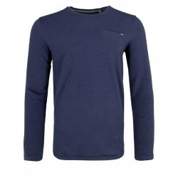 Pánske tričko s dlhým rukávom VOLCANO-L-TONDER-616