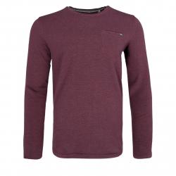 Pánske tričko s dlhým rukávom VOLCANO-L-TONDER-404