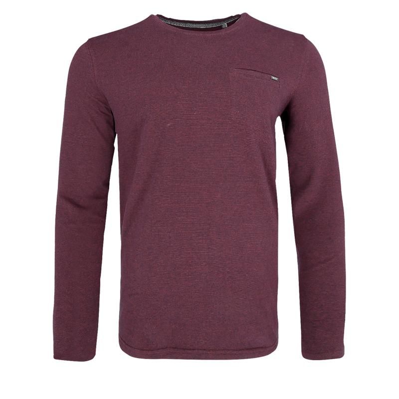 Pánske tričko s dlhým rukávom VOLCANO-L-TONDER-404 - Pánske tričko s e9e5686b523