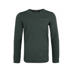 Pánske tričko s dlhým rukávom VOLCANO-L-TONDER-702