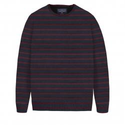 Pánsky sveter VOLCANO-S-TORINO-406