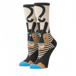 Ponožky STANCE-ZODIAC LEO
