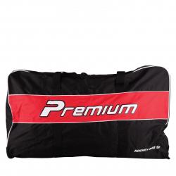 Hokejová taška PALLAS Senior PREMIUM Black/Red MMS