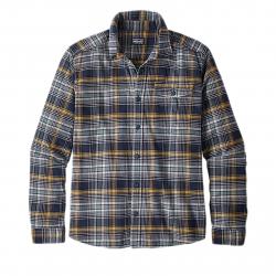 Košeľa s dlhým rukávom PATAGONIA-Ms LW Fjord Flannel Shirt ROZN