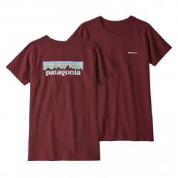 Tričko s krátkym rukávom PATAGONIA-Ws Pastel P-6 Logo Responsibili-Tee PORD