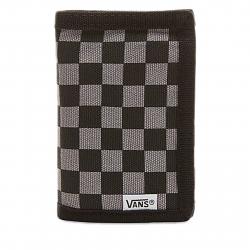 Peňaženka VANS-MN SLIPPED Black/Gunmetal