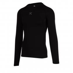 Pánske tréningové tričko s dlhým rukávom ANTA-LS Tee black