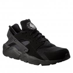 Rekreačná obuv NIKE-Nike Air Huarache BLACK/BLACK-WHITE