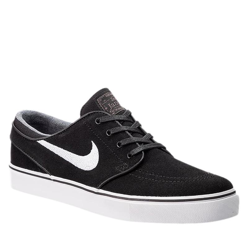 e94d34c2abaf7 Pánská rekreační obuv NIKE-Nike SB Zoom Stefan Janoski BLACK /  WHITE-THUNDER GREY-GU