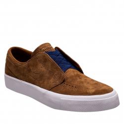 37048c56c820 Pánska rekreačná obuv NIKE-Nike SB Zoom Janoski HT Slip LT BRITISH TAN LT