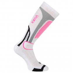 Športové ponožky VOXX-INLINE III WHITE