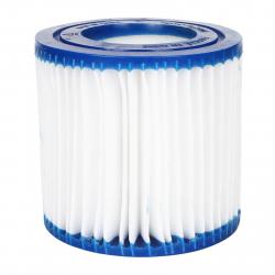 Náhradná filtračná vložka pre bazén EXIfun-Spare filtration cartridge for pool, Brownie UNI