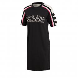 Dámske šaty ADIDAS ORIGINALS-TEE DRESS BLACK