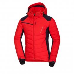 Pánska lyžiarska bunda NORTHFINDER-MAJOR-red