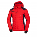 Pánska lyžiarska bunda NORTHFINDER-MAJOR-red -