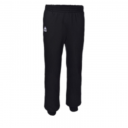 Pánske teplákové nohavice KAPPA CASARANO-BLACK