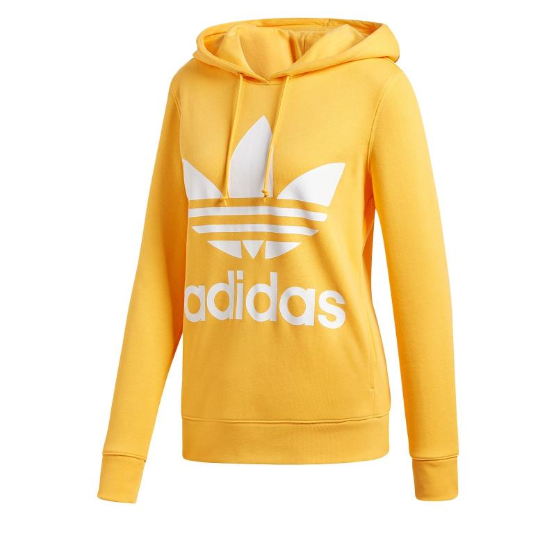 Dámska mikina ADIDAS ORIGINALS-TREFOIL HOODIE CHAORA - Dámska mikina značky  adidas Originals. 864846bece3