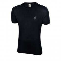 Pánske tričko s krátkym rukávom BERG OUTDOOR-MIR BLACK