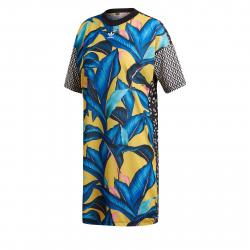 Dámske šaty ADIDAS ORIGINALS-TEE DRESS MULTCO