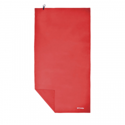 Rýchloschnúci uterák SPOKEY SIROCCO L 60x120 cm, Red
