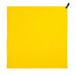 Rýchloschnúci uterák SPOKEY NEMO 40x40 cm, Yellow