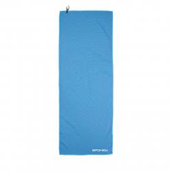 Rýchloschnúci uterák SPOKEY COSMO Cooling 31x84 cm, Blue