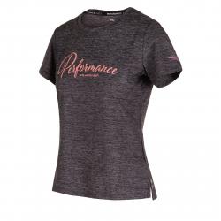 Dámske tréningové tričko s krátkym rukáv ANTA-SS Tee grey