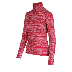 Dámské triko s dlouhým rukávem AUTHORITY-DRY8W II red