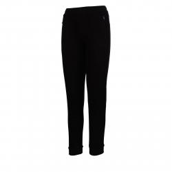 Dámske teplákové nohavice ANTA-Knit Ankle Pants black W