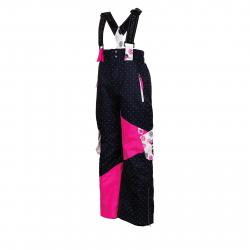 Detské lyžiarske nohavice AUTHORITY-KIDDIE P II pink