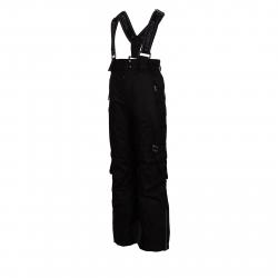 Detské lyžiarske nohavice AUTHORITY-KIDDIE P black