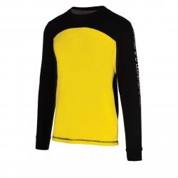 Pánske termo tričko s dlhým rukávom AUTHORITY-THALYMO I neon